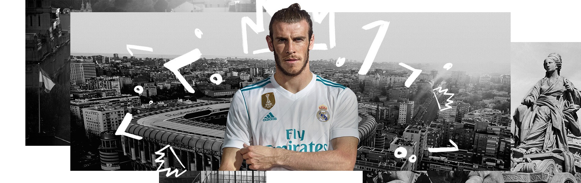 Nové dresy Real Madrid 2017/18