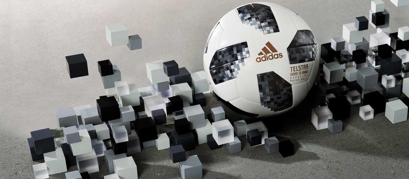Futbalová lopta Adidas Telstar